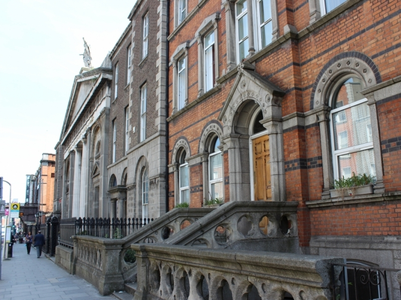 Westland Row Dublin Accommodation
